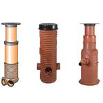 Оборудование для дренажа и ливневой канализации
