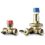 Автоматические балансировочные клапаны (ASV-I; ASV-M; ASV-P; ASV-PV)