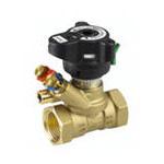 Ручные балансировочные клапаны (MSV-BD; MSV-F2; MSV-S; Комплект MSV-BD/MSV-S)