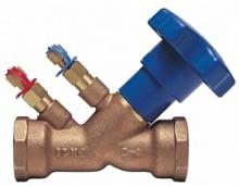 Статический балансировочный клапан VIR 9505